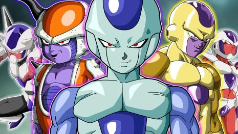 'DBS' teases on Frieza's new form.