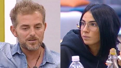 Grande Fratello Vip: Andrea Damante contro Bossari, ma poi si pente