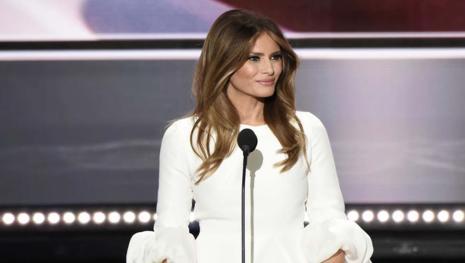 Fake Melania: la nuova teoria sulla controfigura della First lady statunitense