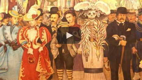 El origen de la Catrina; más allá de las flores y la elegancia