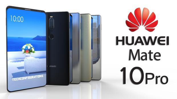 Arriva il Pro Mate 10 di Huawei, smartphone dotato di intelligenza artificiale