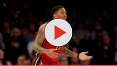 Miami Heat head coach Erik Spoelstra gives an update on forward Rodney McGruder.