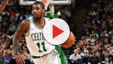 LeBron James reacts to Kyrie Irving boos, Says...