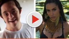 Assista: Anitta surpreende fãs ao apresentar seu novo bailarino com síndrome de