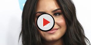 Assista: Demi Lovato compartilha foto chocante com seus seguidores; veja