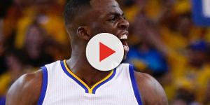NBA Recap: Draymond Green suffers knee strain during the game versus the Rockets