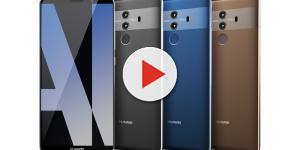 Huawei dévoile son gigantesque Mate 10 Pro