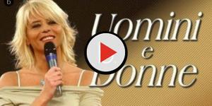 """video: Uomini e Donne, ecco il ritorno della """"mummia"""""""