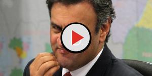 Assista: Aécio Neves volta ao Senado, diz que foi vítima e ainda faz grande reve