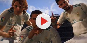 Las novedades del modo carrera/jugador de FIFA18