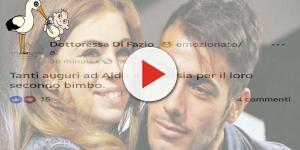 Gossip Uomini e donne, Aldo e Alessia: è nato il secondo figlio