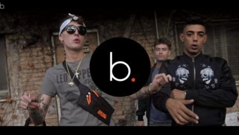 Video: Fabri Fibra difende DPG: 'Interpretano in hip hop la decadenza romana'