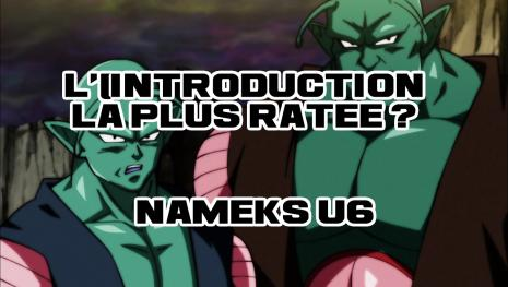Dragon Ball Super : Les Nameks de l'U6 seront-ils mieux traités que le Yardrat ?