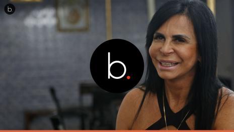 Gretchen fala sobre a sexualidade de seu marido português e impressiona