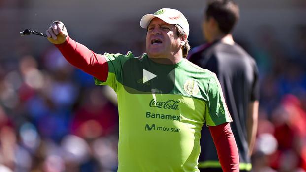 Miguel Herrera manda mensaje al Guadalajara previo al #Clásico Nacional