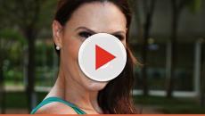 Assista:Laura Muller, constrangida por pergunta indiscreta, tem gordo salário