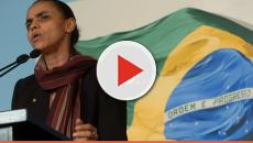 Assista: Marina ataca Bolsonaro e ainda manda recado para Sérgio Moro