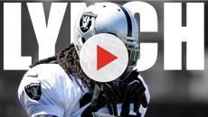 Marshawn Lynch suspension: Oakland Raiders running back shoves official