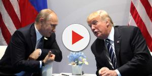 Trump rages on Twitter accusing Dems of collusion with Russia over 'pee tape'