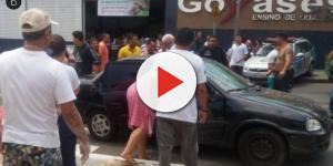 Aluno abre fogo em escola, mata 2 colegas e deixa feridos em Goiânia