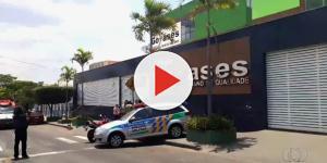 Atirador deixa vítimas em escola de Goiânia