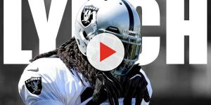 Marshawn Lynch suspension: Oakland Raiders running back shoves official