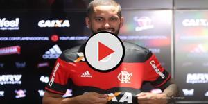 Reforço do Flamengo será emprestado em 2018