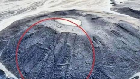 Misteriose strutture scoperte in Arabia Saudita
