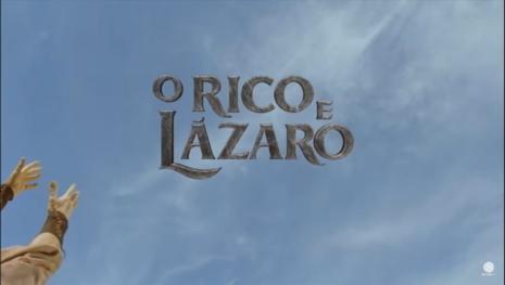 Em 'O Rico e Lázaro', Rabe-Sáris leva duas surras por causa de Dana