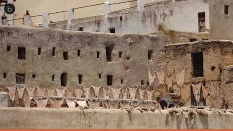 Fez (Marruecos) es una ciudad cautivadora