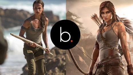 Après les jeux, Alicia Vikander la nouvelle Tomb Raider à l'écran !