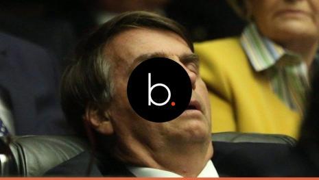 Assista: Jair Bolsonaro comete gafe terrível durante discurso e vira piada; veja