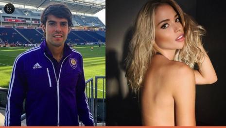 Assista: Kaká pede a modelo evangélica Carol Dias em casamento