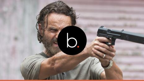 Assista: A história de 'The Walking Dead' caso Rick Grimes estivesse acordando d