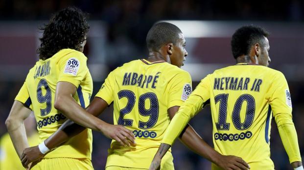 Mbappé a failli venir au FC Barcelone au lieu du PSG ou du Real Madrid!
