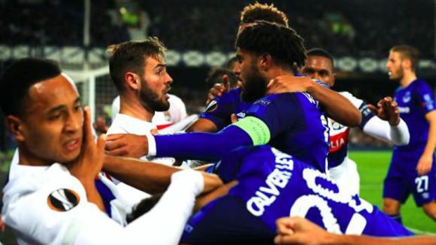 Ligue Europa : Everton - OL, le grand n'importe quoi