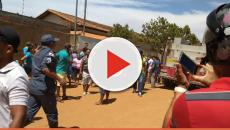 Assista: Homem tenta colocar fogo em creche de Janaúba e volta a chocar o país