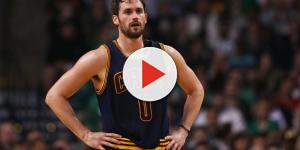 Kevin Love was frustrated when Cavaliers moved him to center
