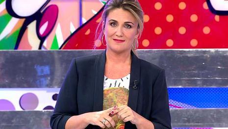 Sálvame: ¡Carlota Corredera y el mensaje de la discordia!