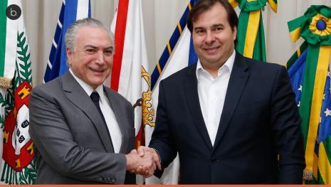 Maia age nos bastidores e Brasil pode ter um novo presidente