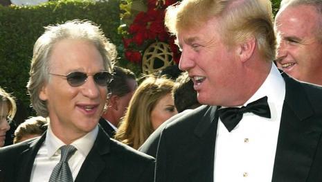 Bill Maher shreds Donald Trump over widow phone call, Harvey Weinstein scandal