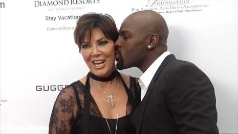 Kris Jenner and Corey Gamble's relationship rumors