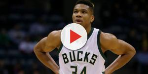 Giannis Antetokounmpo admits not being on LeBron's level yet