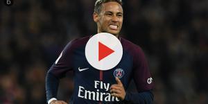Assista: Neymar não está confortável como poderia, e ganha alfinetada do técnico