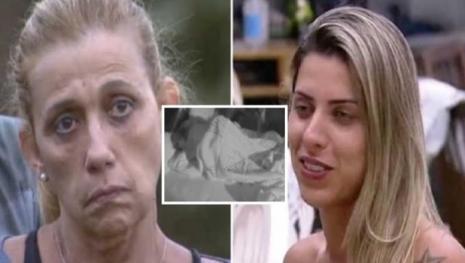 Ana Paula Minerato berra na hora do sexo e Cadillac dá uma grande lição