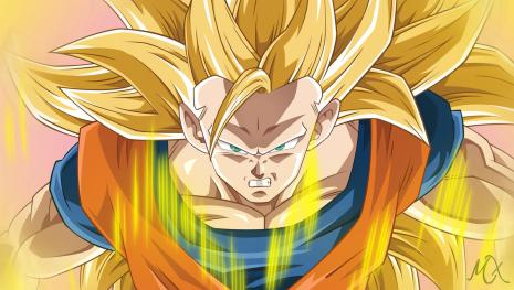 'DBS' teases another Saiyan achieving SSJ3.