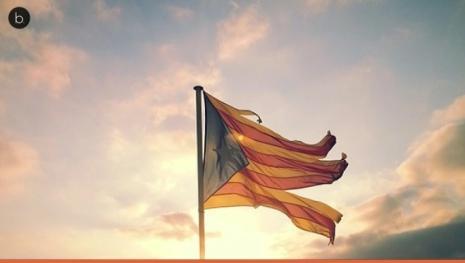 450.000 personas se manifiestan en Cataluña