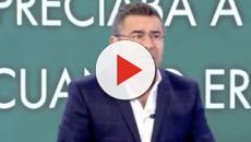 Jorge Javier, más alterado que nunca, vuelve a perder los papeles en directo