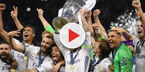 Real Madrid arrasa en los premios 'The best'