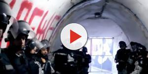 Este es el túnel mas escalofriante en todo el mundo